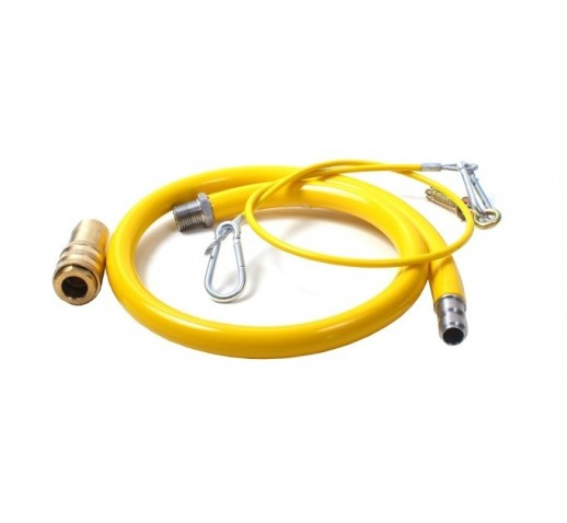 1/2 inch gas hose