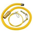 3/4 inch gas hose